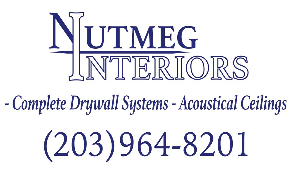 Nutmeg Interiors T-Shirt logo design