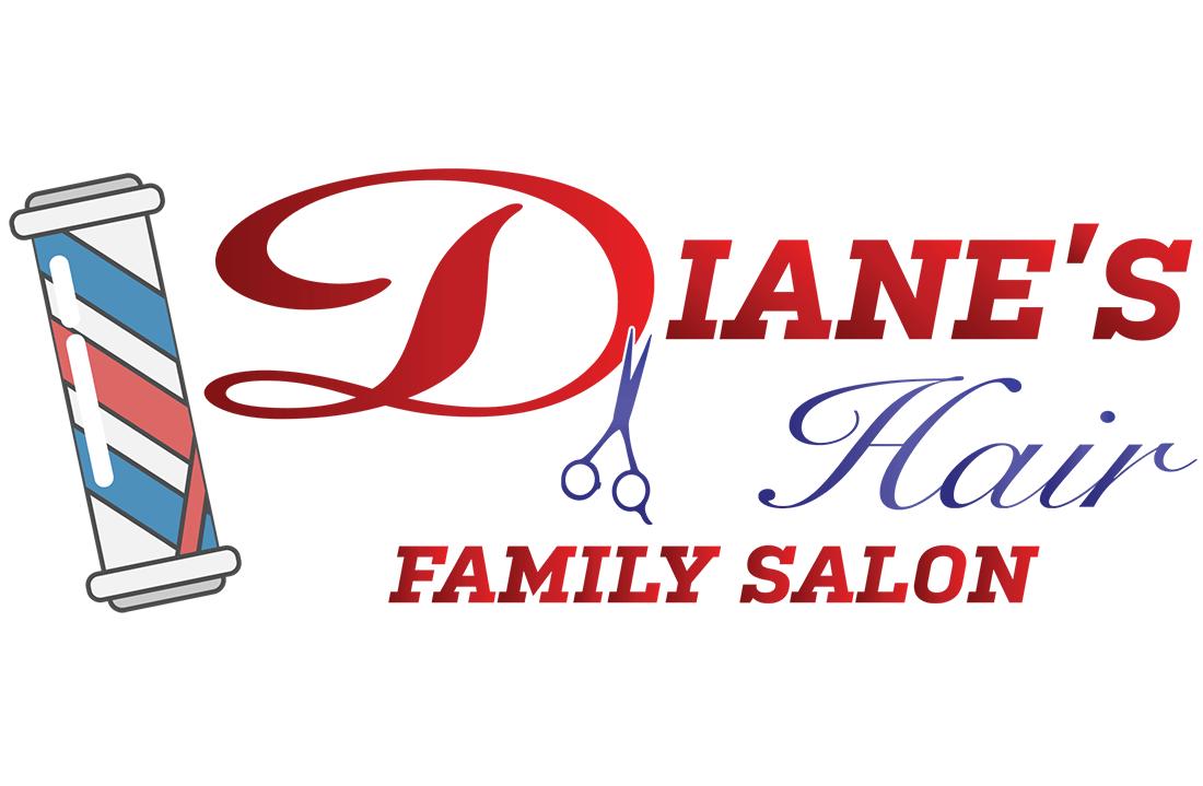 Diane's Hair Salon logo