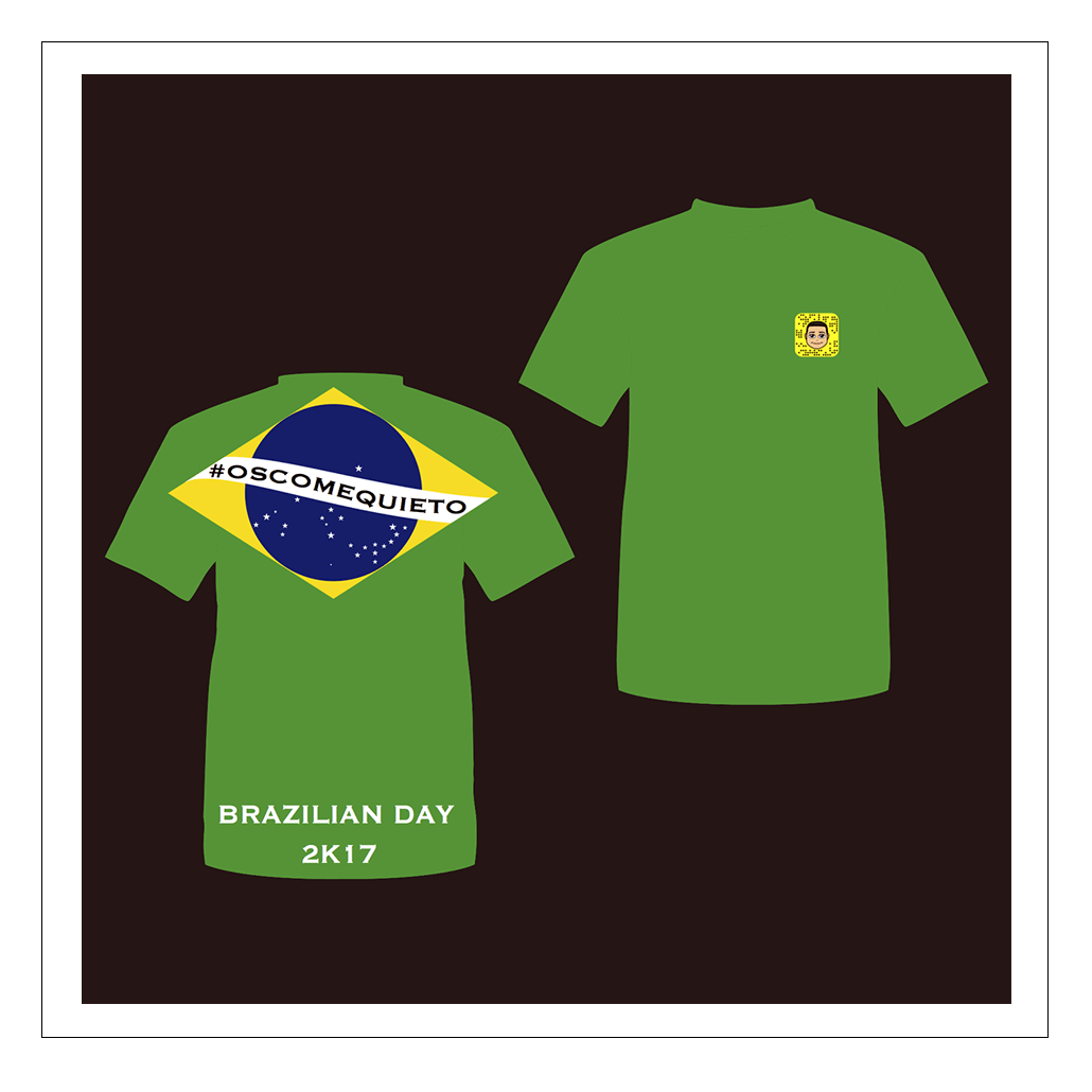 Brazil Day shirts by JPG of Stamford