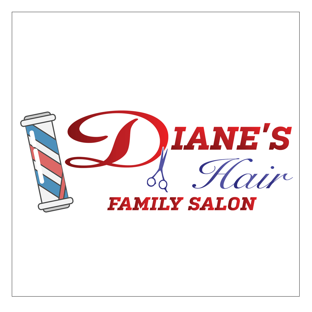 Diane's Salon Logo by JPG of Stamford
