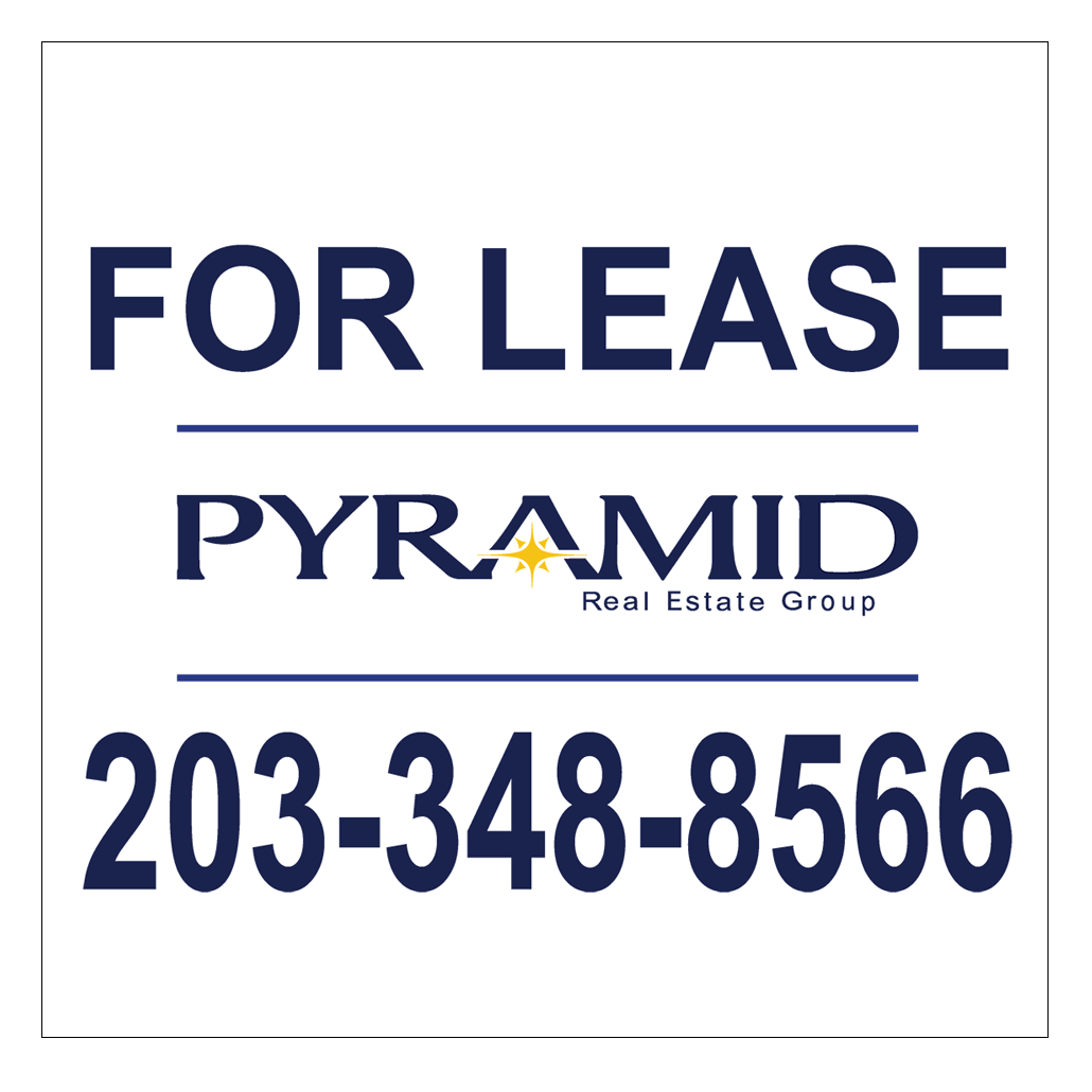 Pyramid Real Estate graphic by JPG of Stamford