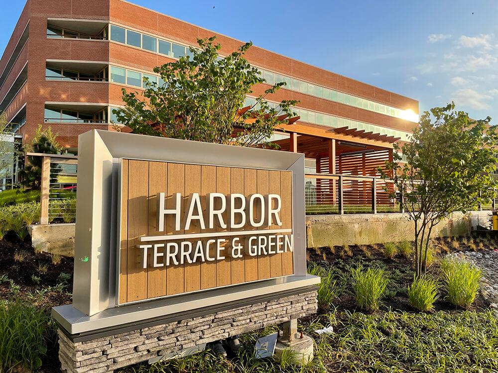 Harbor Terrace & Green